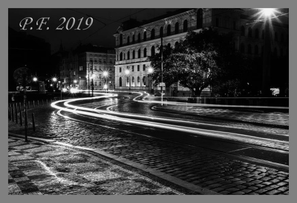 Praha nocni